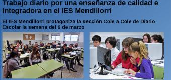 Reportaje del Diario de Navarra