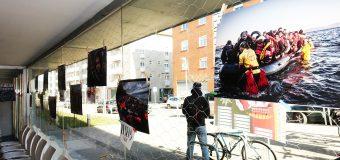 Migranteen inguruko erakusketa